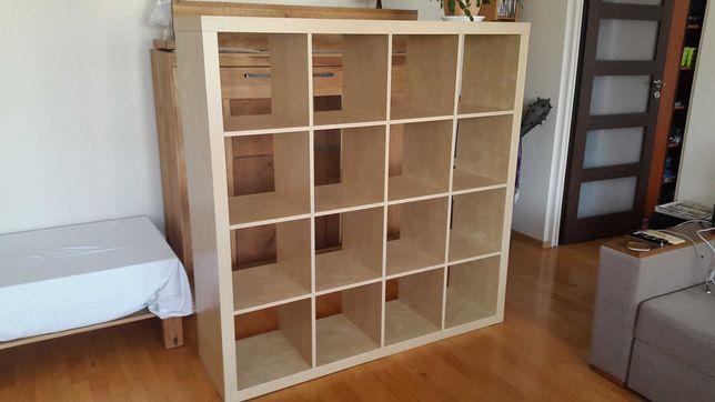 Regał Ikea Kallax 150x150