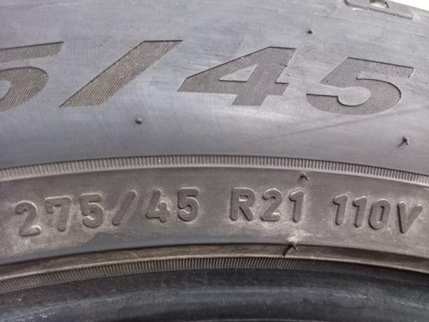 275/45R21 зимние