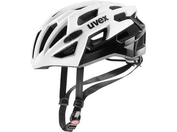 Nowy kask szosowy Uvex Race 7 roz. S 51-55cm rowerowy kolarski
