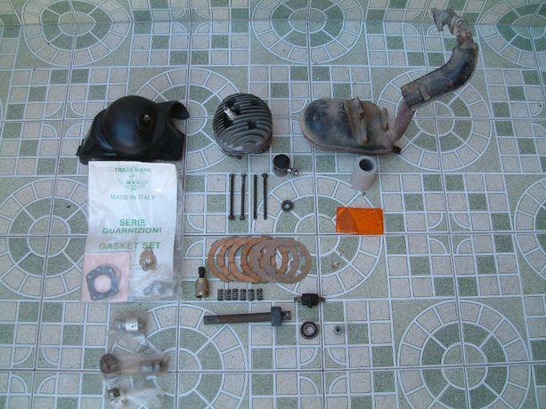 VESPA - peças/ferramentas originais