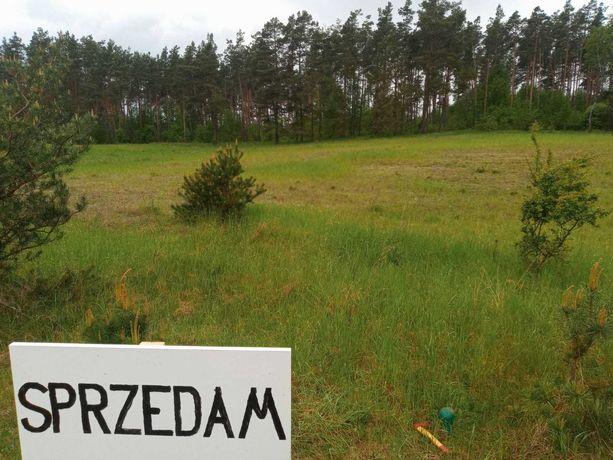 Działka rolna siedliskowa Mazury Jedwabno Szuć 7600m2