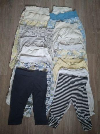 Пакет одежды от 0 до 12 месяцев ОПТОМ!