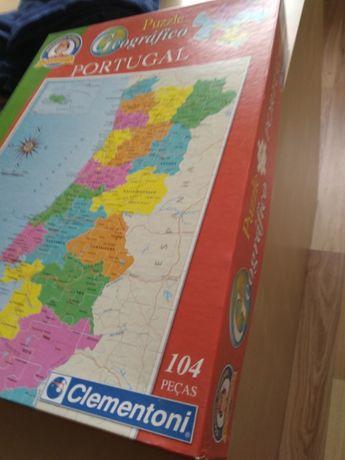 Puzzle Portugal