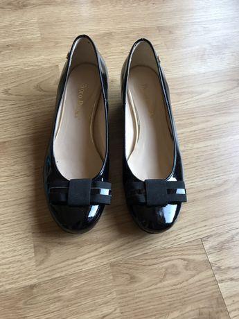 Buty czółenka balerinki Paolo Parma r. 37