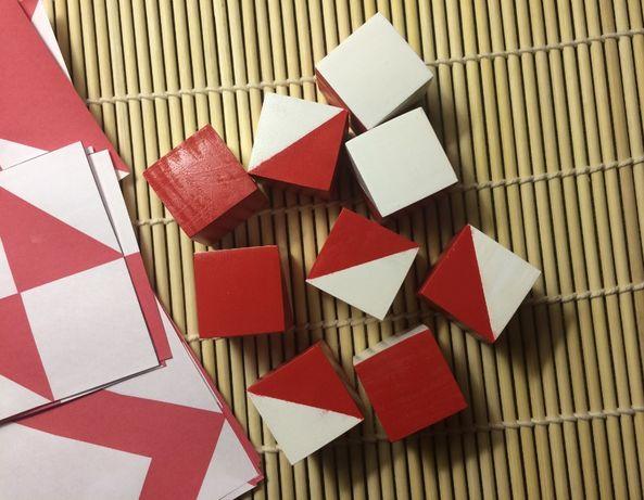 Кубики Кооса для Диагностики Невербального Интеллекта