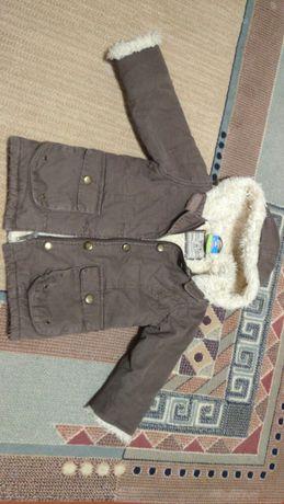 Пальто, Куртка 80 см