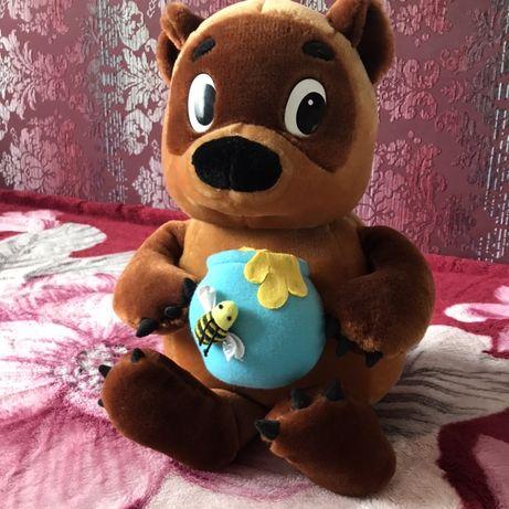 Іграшка «Ведмедик», який розмовляє