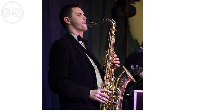 Saksofon na ślub , wesele, pogrzeb