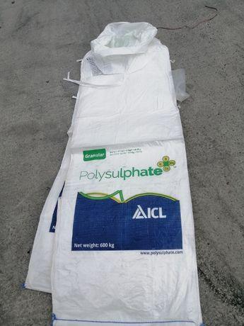 Worki typu Big Bag Wymiar 69/69/143 cm nadają się na zboża/nasiona!