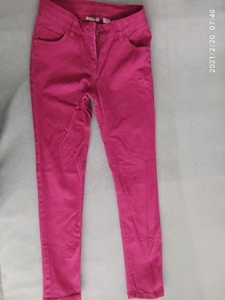 spodnie dla dziewczynki PEPPERTS