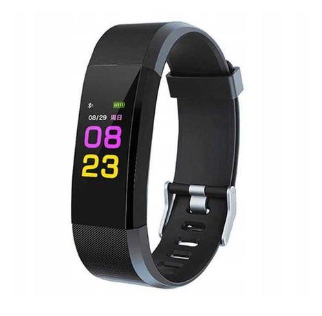 Smartband opaska fitness krokomierz pulsometr
