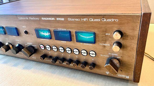 UNITRA RADMOR 5102 Amplituner LEGENDA Vintage