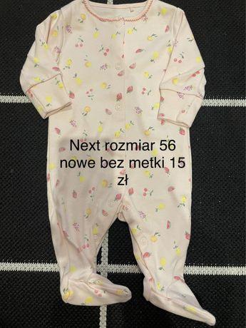 Ubranka dla dziewczynki h&m , newbie , next