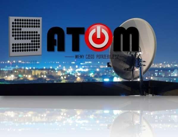 Montaż i naprawa anten(Ustawienie sygnału, kompleksowe instalacje)