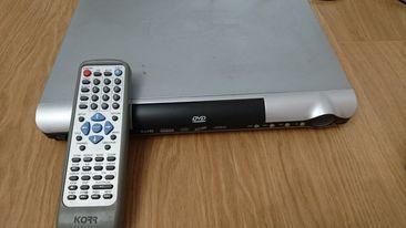 Odtwarzacz DVD KORR