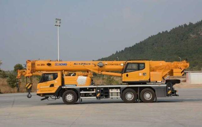 Автокран XCMG 25 тонн. В наличии. Официальный импортер!
