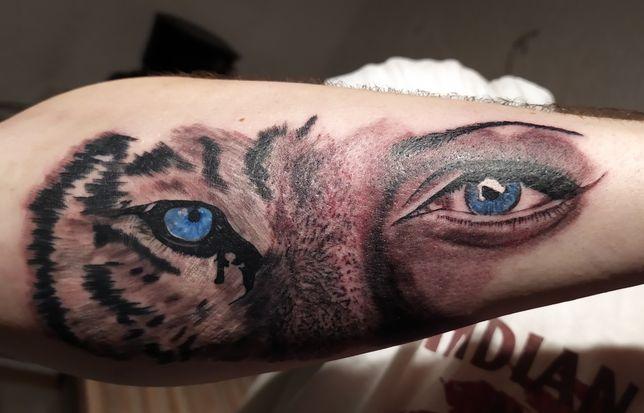 Tatuaż , Tattoo , profesjonalnie