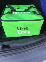 Torba Uber Eats