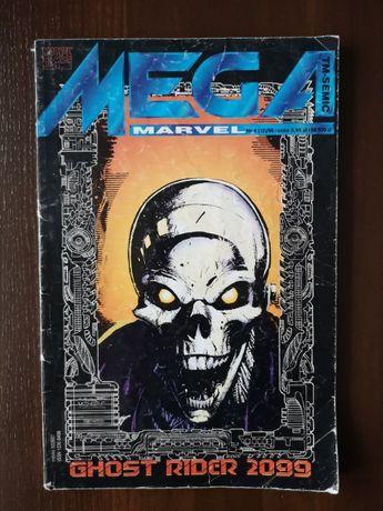 Mega Marvel - Ghost Rider 2099 - 13 (4/1996)