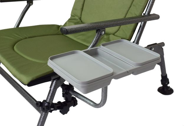 Столик монтажный для кресла обвес для рыбалки  Novator OB-2