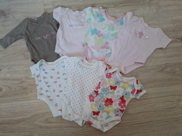 Body niemowlęce r.50-56cm
