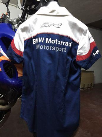 Camisa Senhora BMW Motorrad