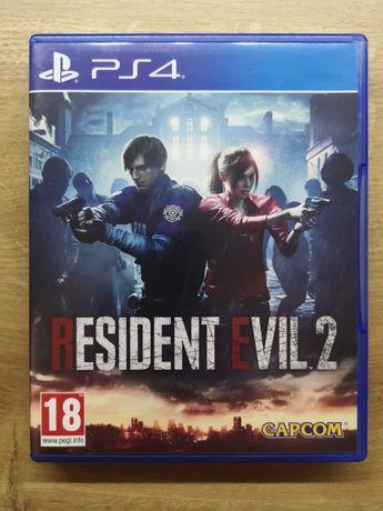 Resident evil 2! Gra na ps4!