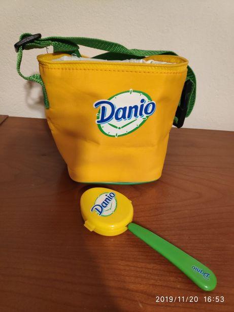 Torba.torebka,pojemnik termoizolacyjny Danio
