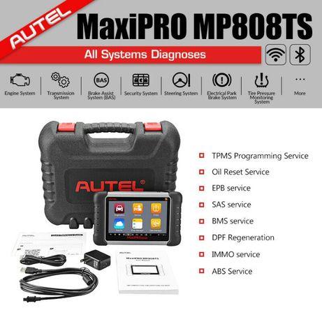 máquina diagnóstico auto Autel MaxiPro MP808TS wfi OBD2