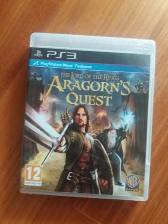 PS3 The Lord of yhe Rings Aragorn's Quest