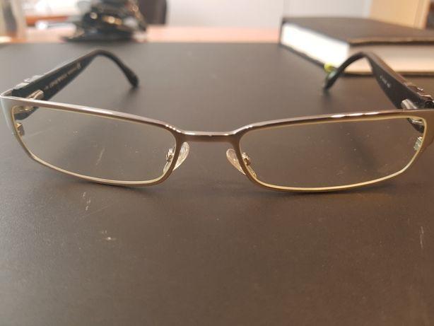 Armação de Óculos Armani - Genuínos