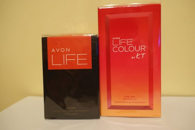 Kenzo Avon Life Colour by K.T.