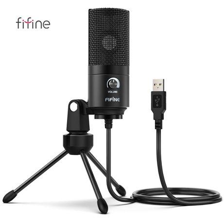 АКЦІЯ! Новий мікрофон Fifine K669 Гарантія 1 місяць