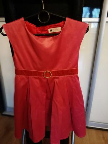 H&M sukienka rozm 98