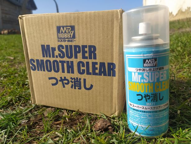 Mr Super Clear Smooth B530, матовый бархатистый клир