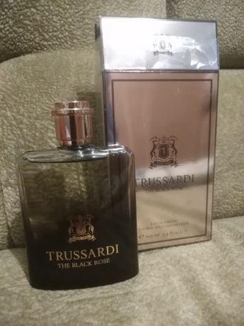 Trussardi the black rose, ОРИГИНАЛ, унисекс, 10 мл в атомайзере, духи
