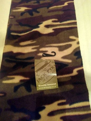 Мужской  флисовый шарф.