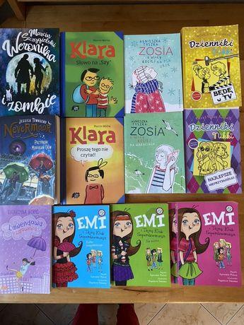 Książki dla nastolatki