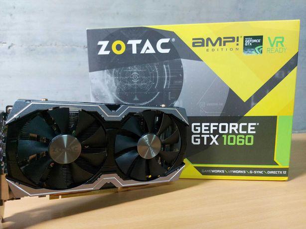 Nvidia GeForce GTX 1060 6gb Zotac