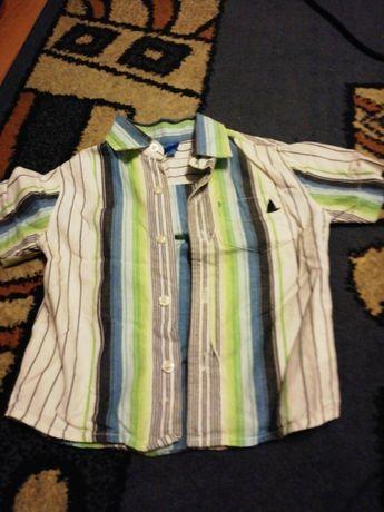Koszula chłopięca r 92