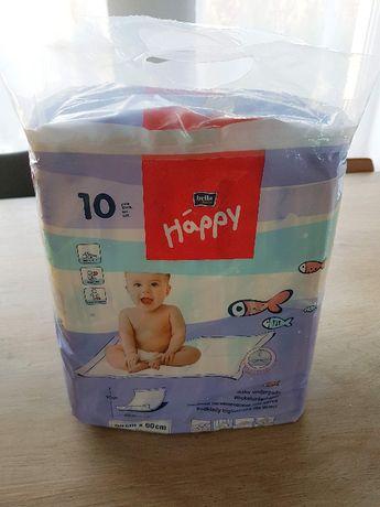 Podkłady higieniczne dla dzieci 90x60 cm Happy