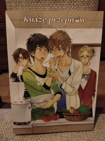 Manga Książę Przepisów
