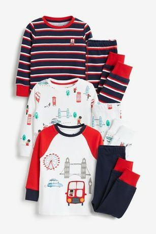 Пижамы Next для мальчиков