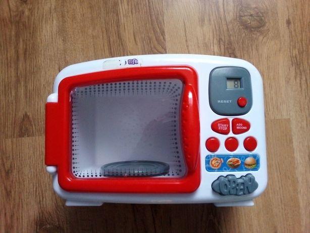 mikrofalówka zabawka