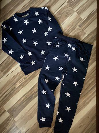 Спортивный костюм, набор, комплект , штаны и свитшот 98-134