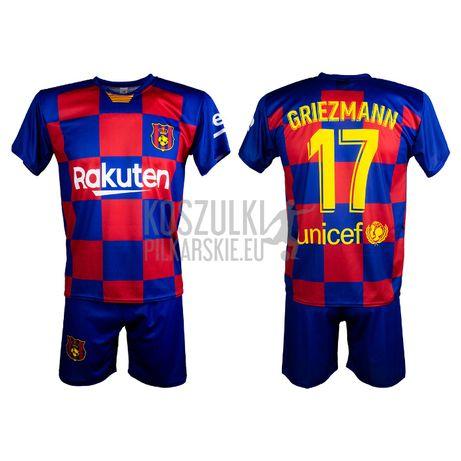 Barcelona - Grizmann, Messi