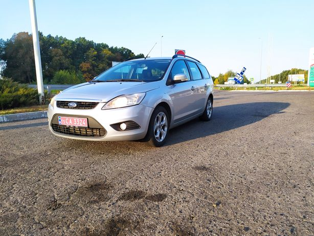 Ford Focus 2011р 4л/100км, KLIMAT, IDEAL, на обліку Свіжак