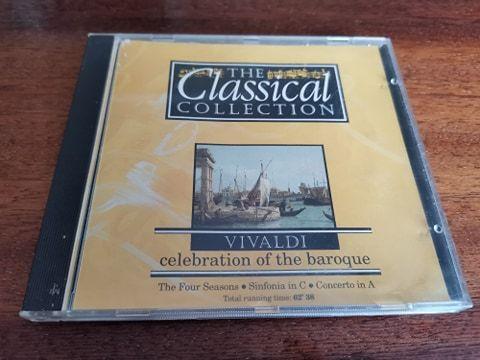 CD Vivaldi (фірмовий диск, Німеччина 1992)