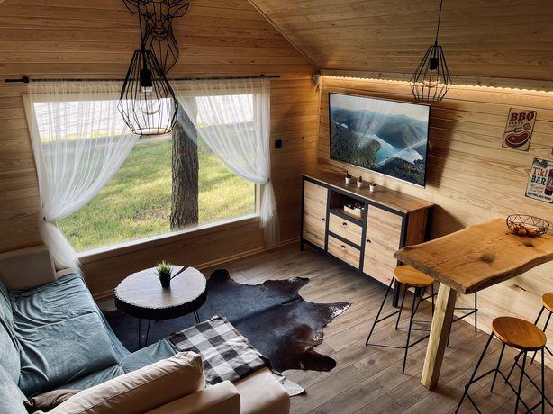 Nowy, klimatyczny domek nad samym jeziorem Turawskim ZAPRASZAM Turawa