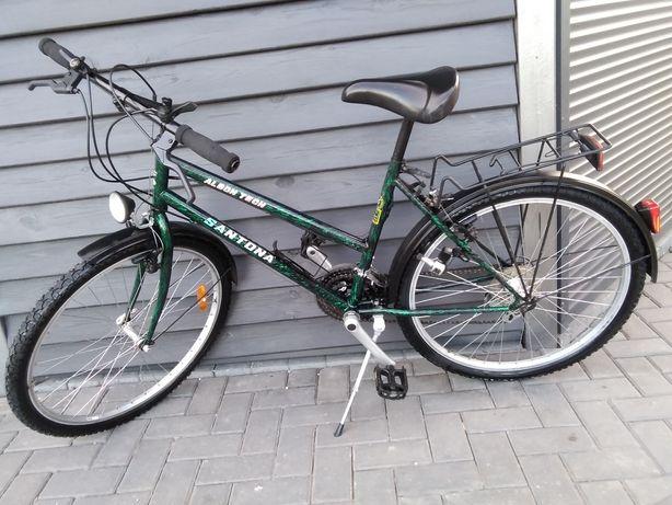 "Rower SANTONA ALBON TECH górski MTB damka z Niemiec 26"""